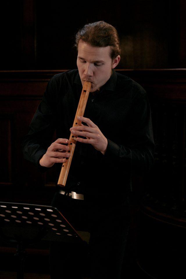 Juho Myllylä Contactus medieval recorder